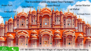 golden triangle trip in india